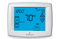 Thermostat - Big Blue universal Touch screen
